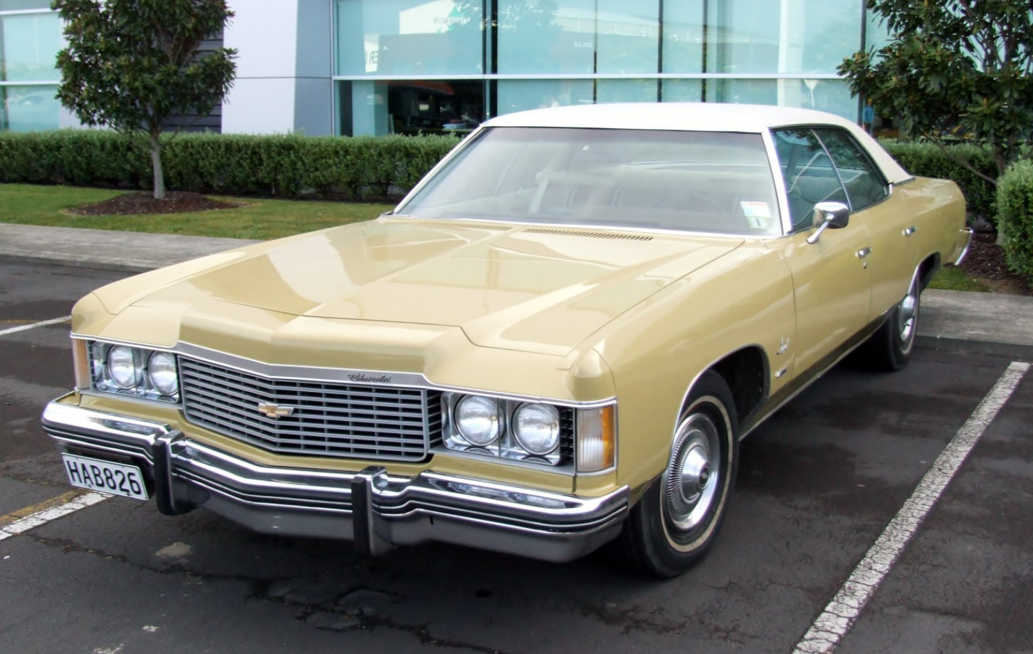 In 1977, which Chevrolet became a best-seller?