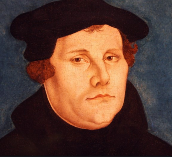 He was the founder of the Protestant Reformation;  do you know his name