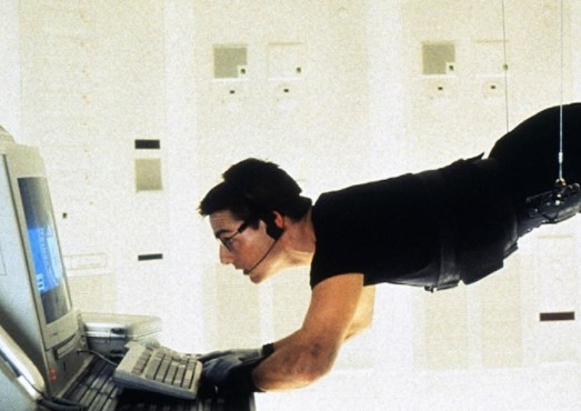 One of the largest franchises with Tom Cruise dates back to the 90s.  Can you guess the name?