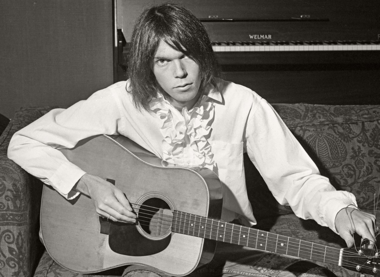 In 1972, Neil Young released an album known as ____.