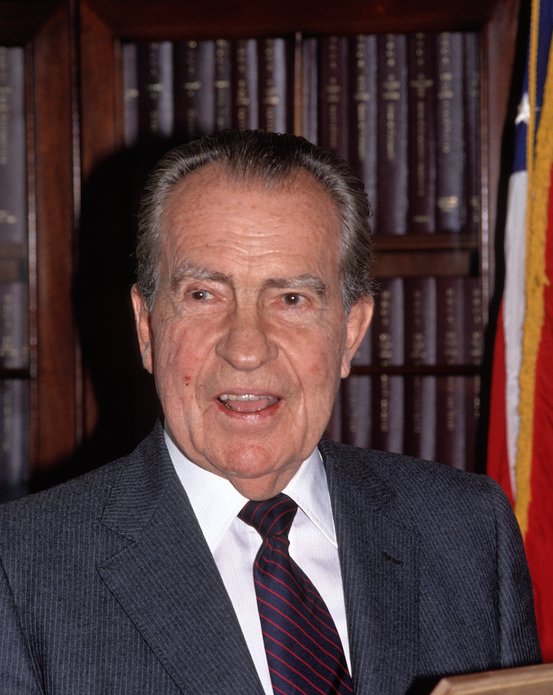 He was the 37th president of the United States, serving from 1969 until 1974. A member of the Republican Party, he previously served as the 36th vice president from 1953 to 1961, having risen to national prominence as a representative and senator from California.