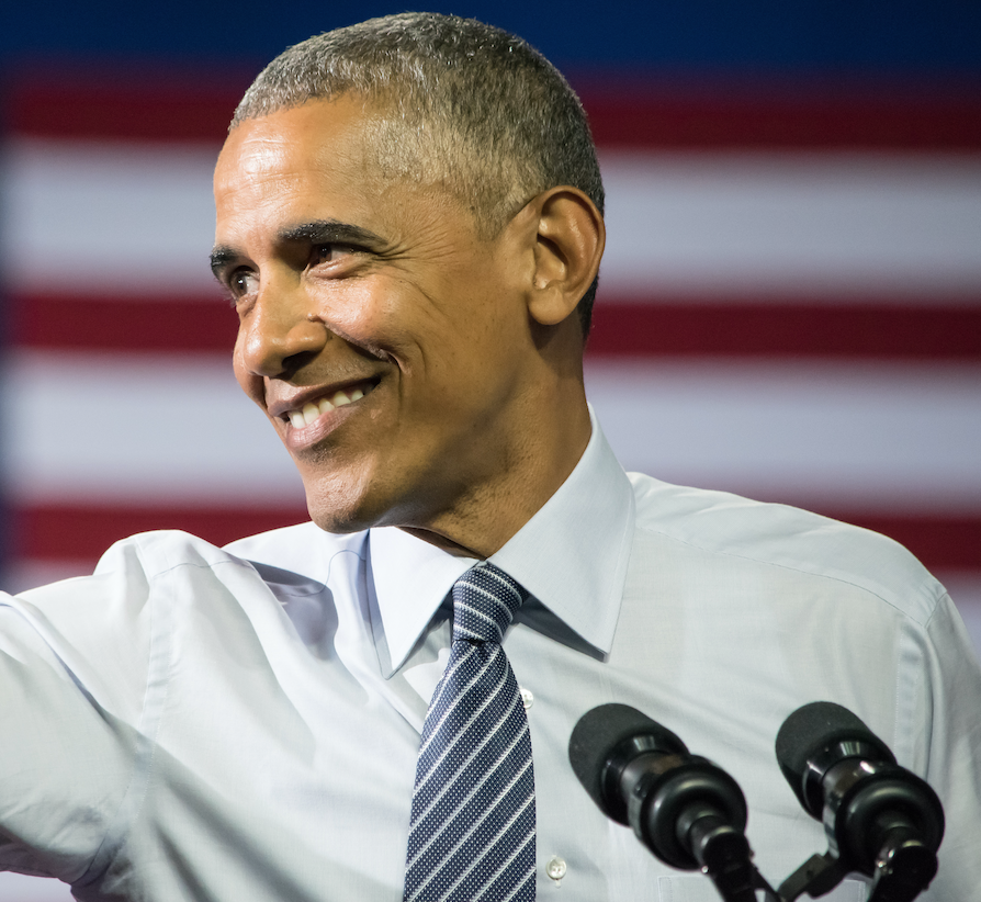 He is an American politician and attorney who served as the 44th president of the United States from 2009 to 2017. A member of the Democratic Party, Obama was the first African-American president of the United States.