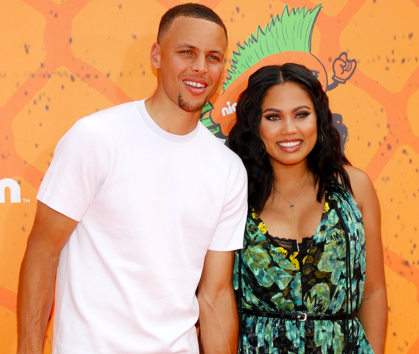Who did Steph Curry marry?
