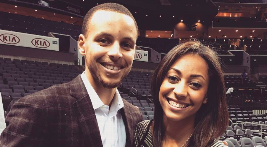 What sport did Steph's sister, Sydel play in college?