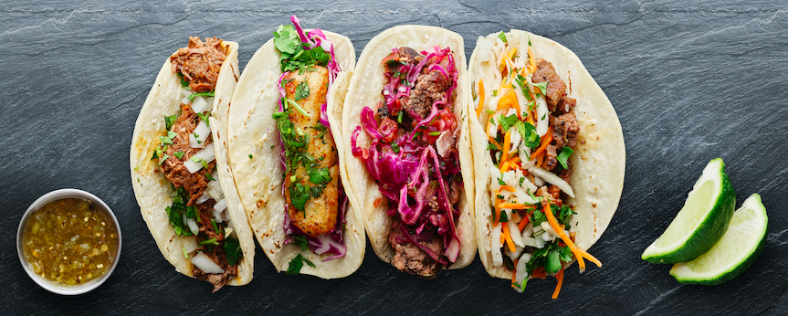 Pick your favorite taco.