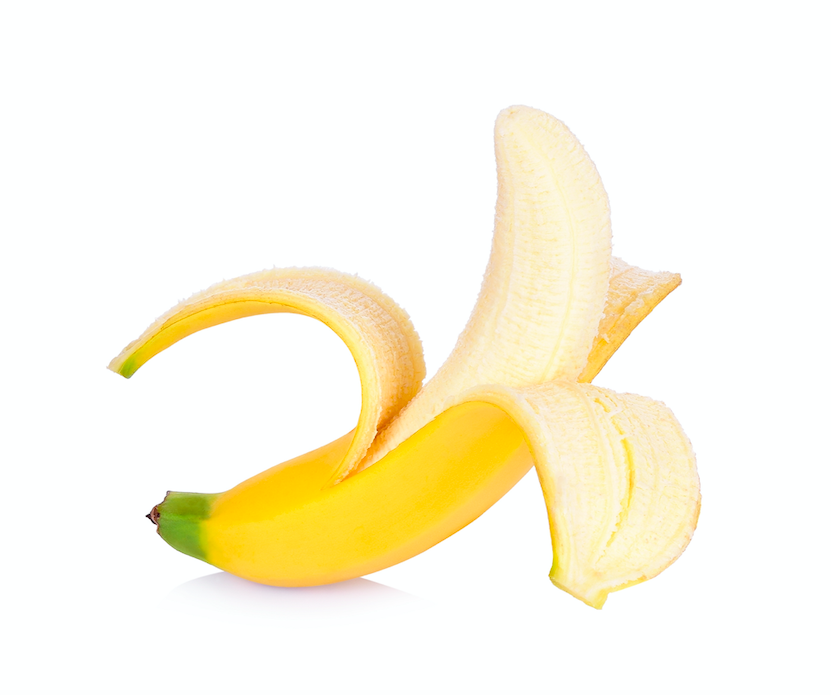 Eating one banana can help with you relieve what?