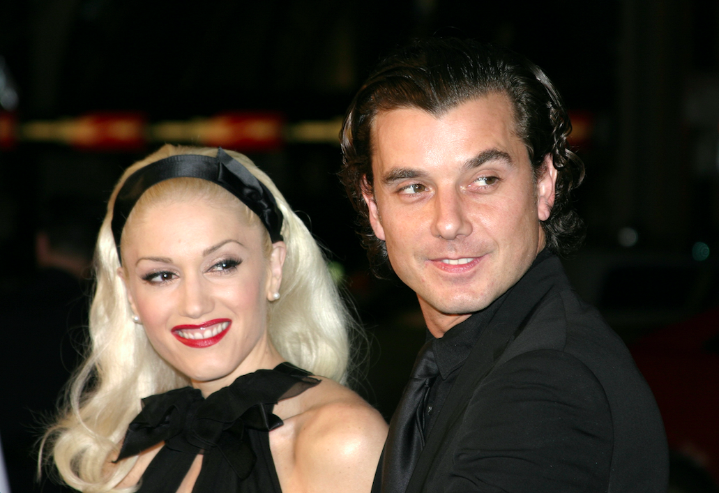Gwen Stefani and Gavin Rossdale has a son named what?