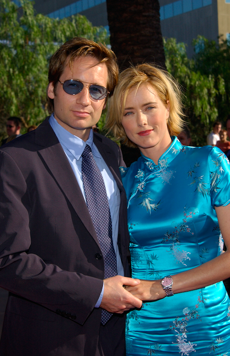 David Duchovny and Tea Leoni have a son who is named what?