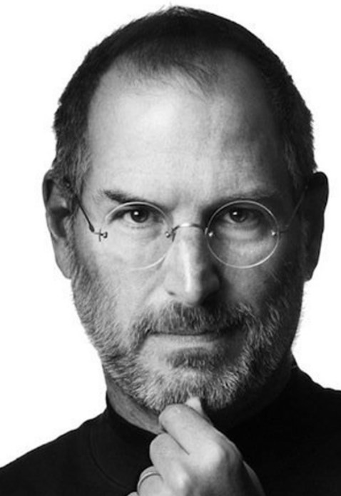 He was the founder of Apple and reinvented the IT industry.  He is known as ____.