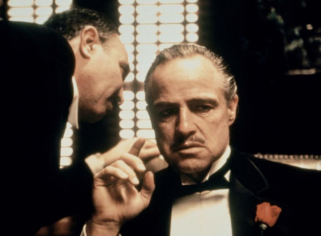 In 1972, the actor known as Marlon Brando starred in which iconic Mafia Movie?