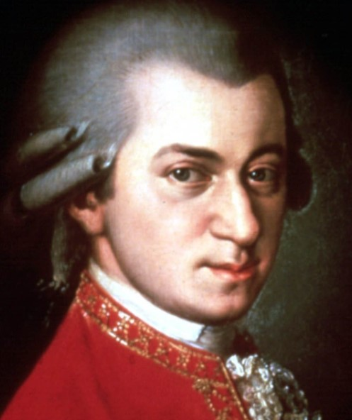 An Austrian composer named ____.