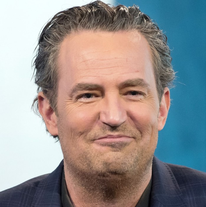 What was Matthew Perry's character name in Friends?