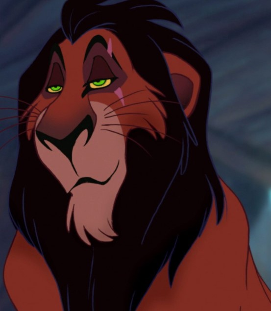 What was the name of this villain of the Lion King?