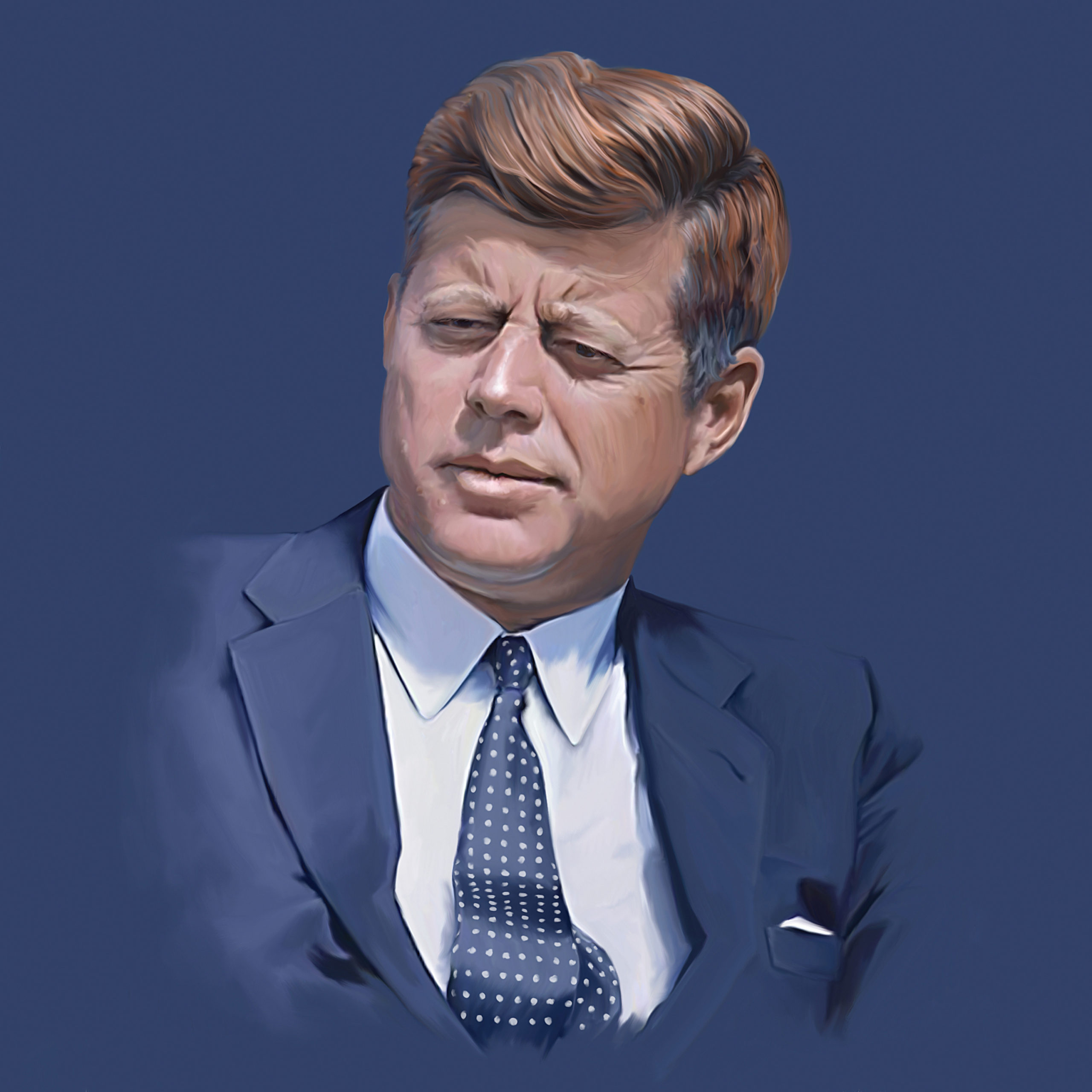 He, often referred to by his initials, was an American politician who served as the 35th president of the United States from January 1961 until his assassination in November 1963.