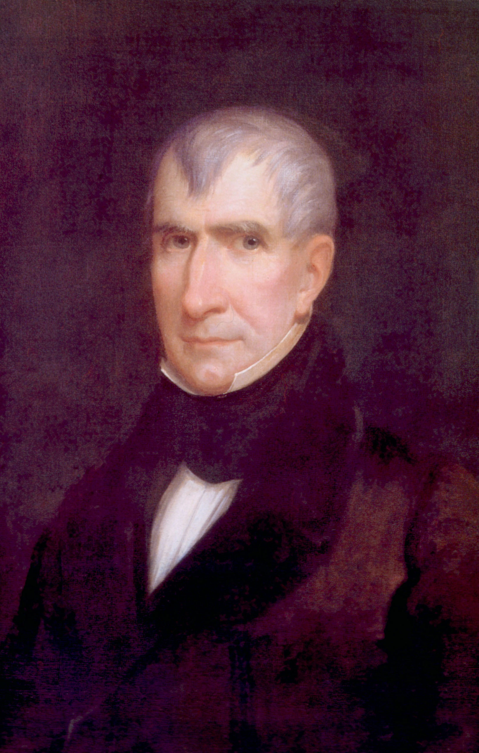 The 9th President of the United States.  He is best known for dying of either typhoid, pneumonia, or paratyphoid fever 31 days into his term, becoming the first president to die in office and the shortest-serving president in U.S. history.