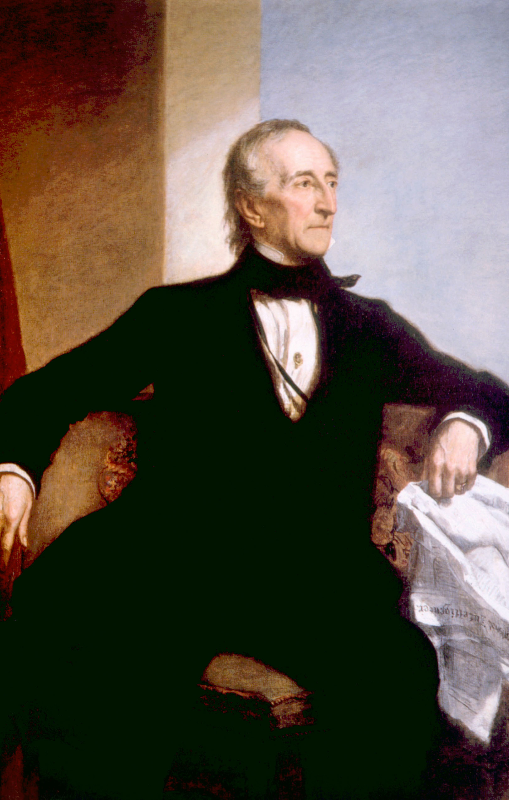 He was the tenth president of the United States from 1841 to 1845 after briefly serving as the tenth vice president in 1841.