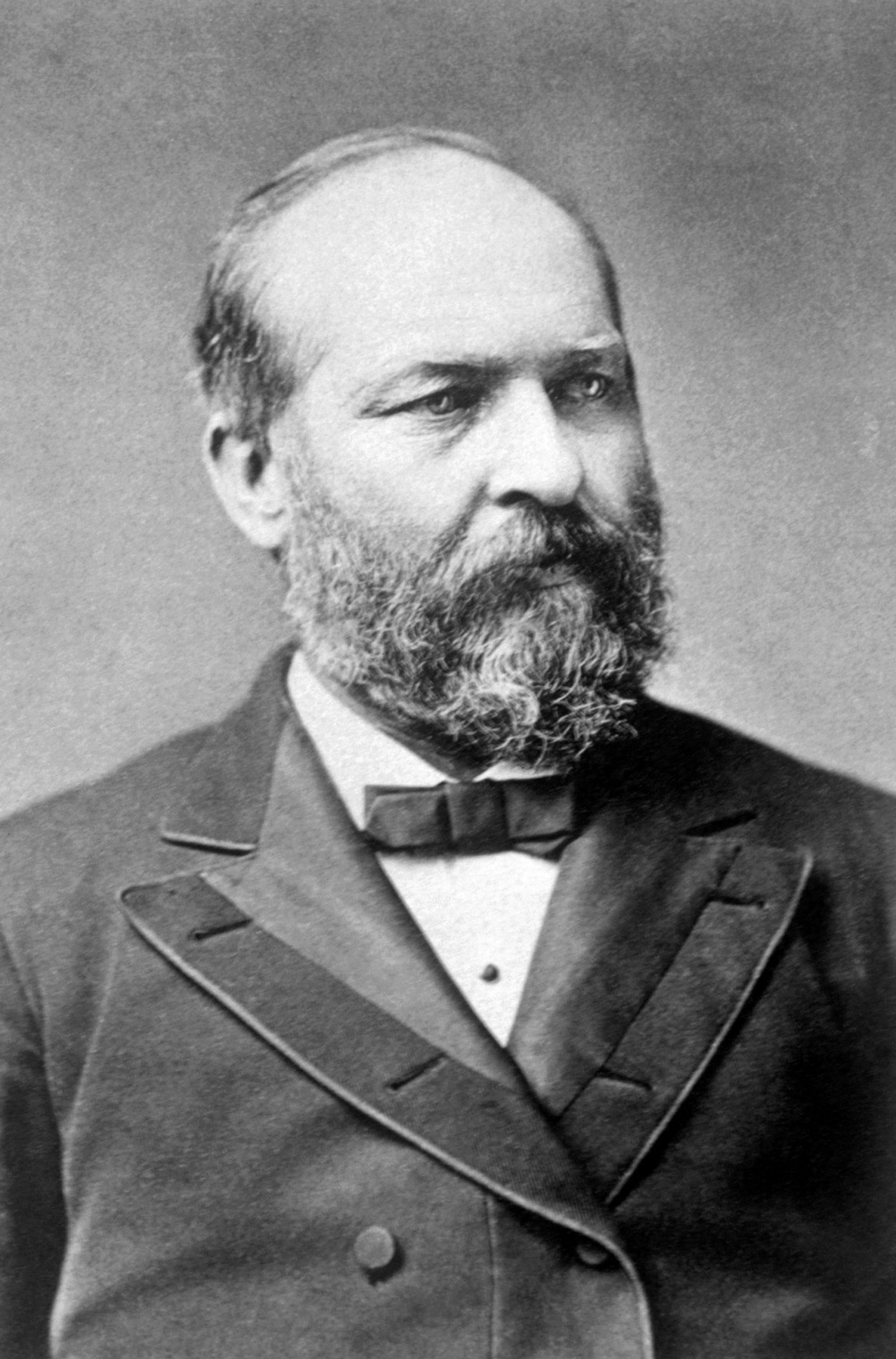 He entered politics as a Republican in 1857. He served as a member of the Ohio State Senate from 1859 to 1861. He opposed Confederate secession, served as a major general in the Union Army during the American Civil War, and fought in the battles of Middle Creek, Shiloh, and Chickamauga.  He was fatally shot at the Baltimore and Potomac Railroad Station in Washington, D.C. on July 2, 1881. ... His assassin was Charles J. Guiteau.