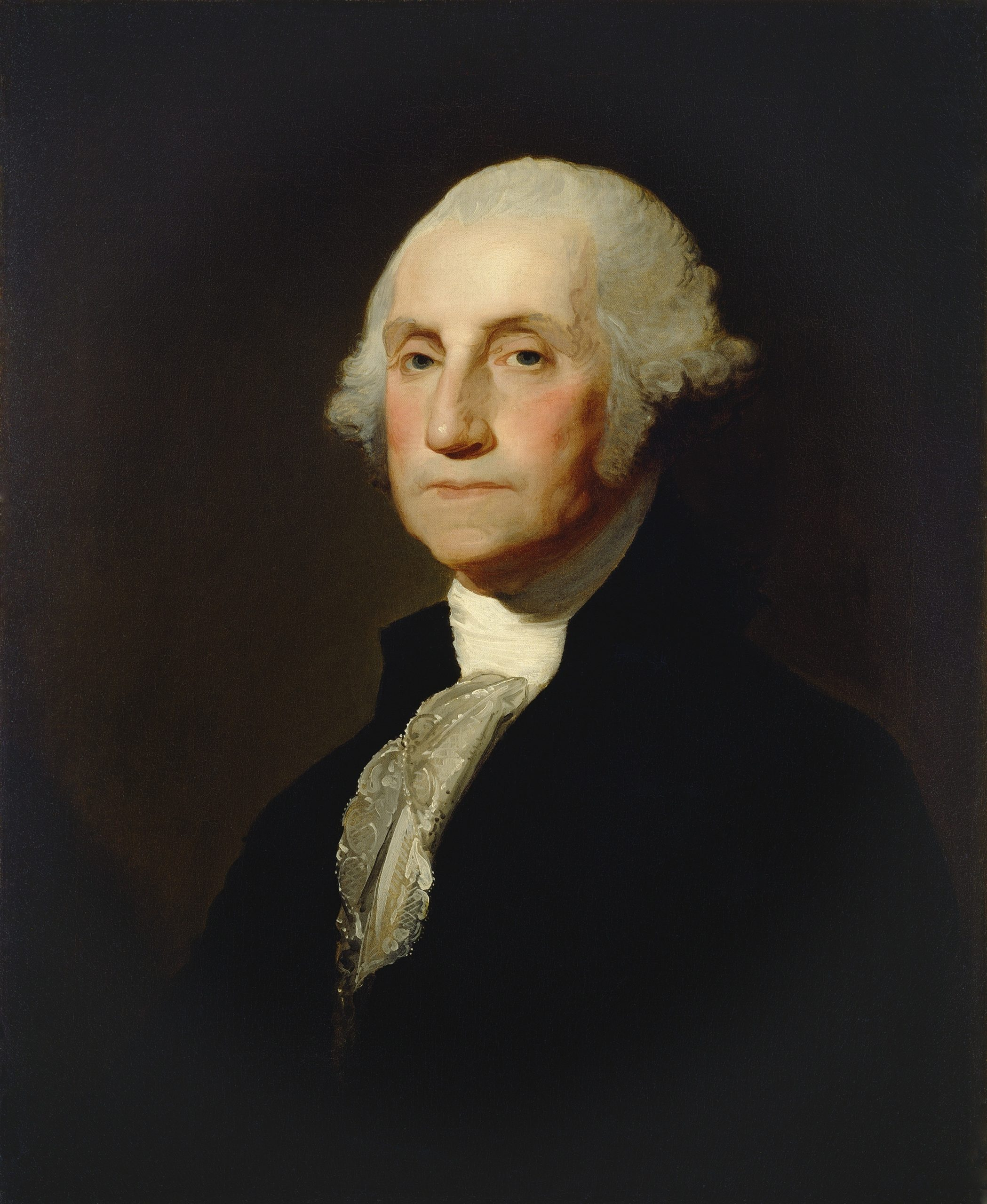 1st President of the United States of America.  He served from 1789-1797.
