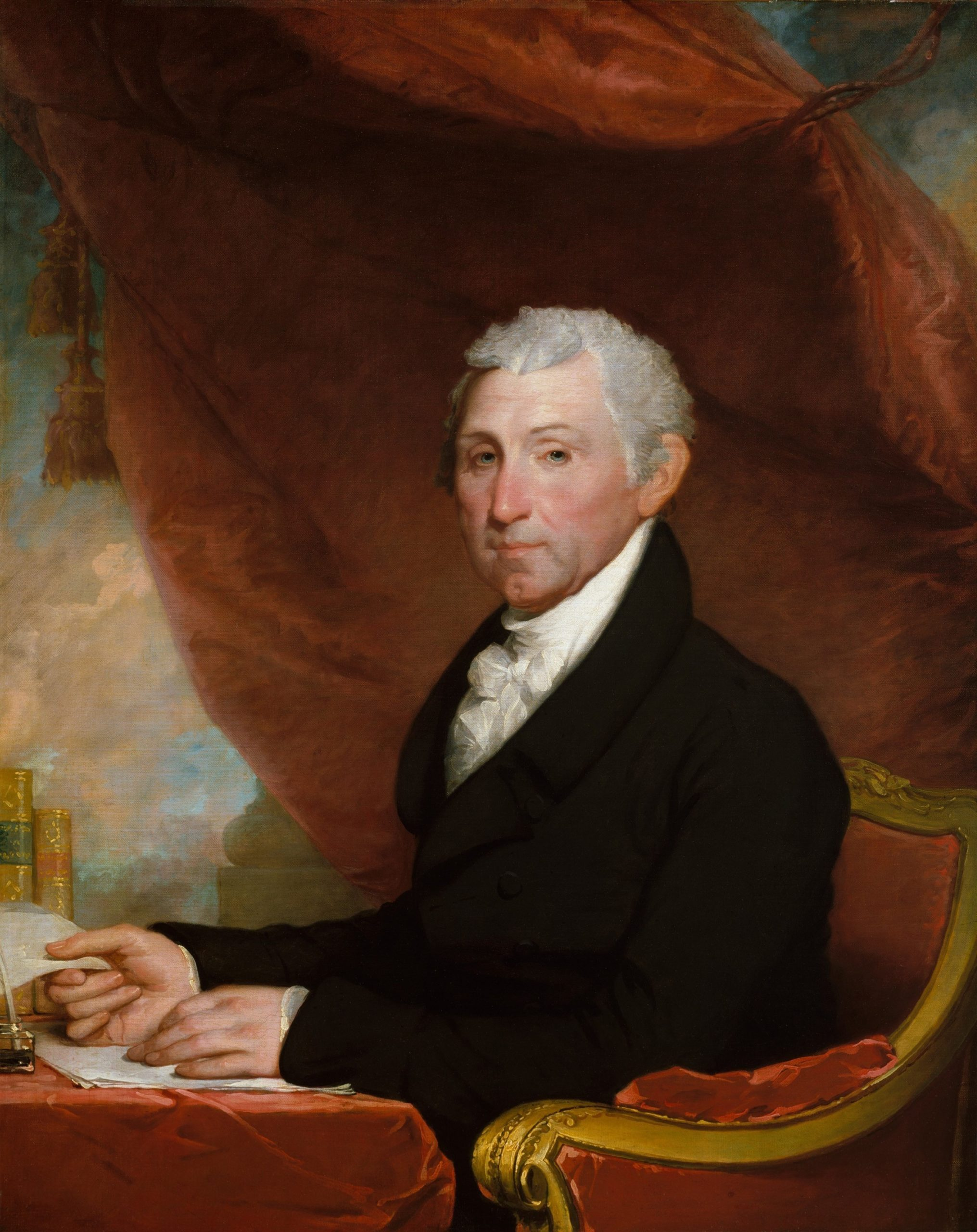 Served from 1817 to 1825.  He oversaw major westward expansion as President of the United States.