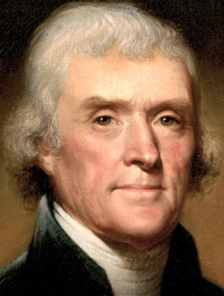 He was one of the founding fathers of the United States of America.  Do you know who he is?