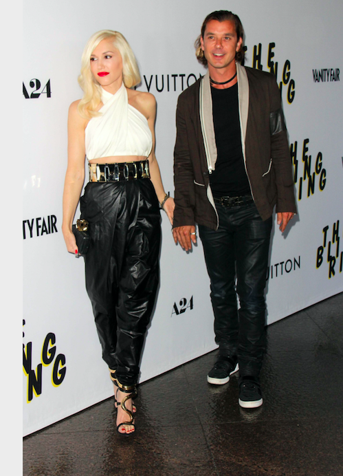 Gwen Stefani and Gavin Rossdale did it again. They named their last son what?