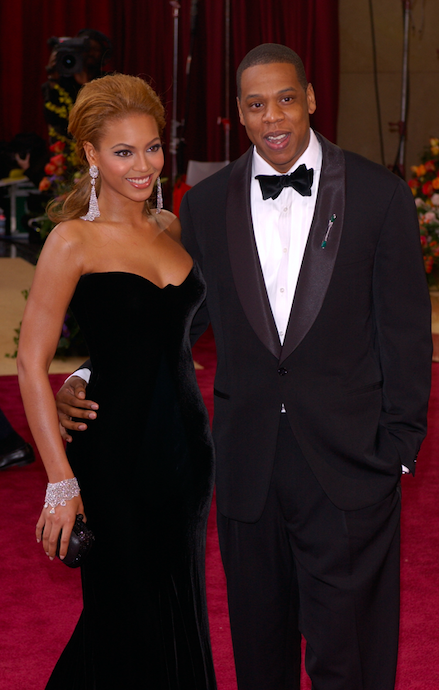 The power couple, Beyonce and Jay Z, named their first born daughter what?