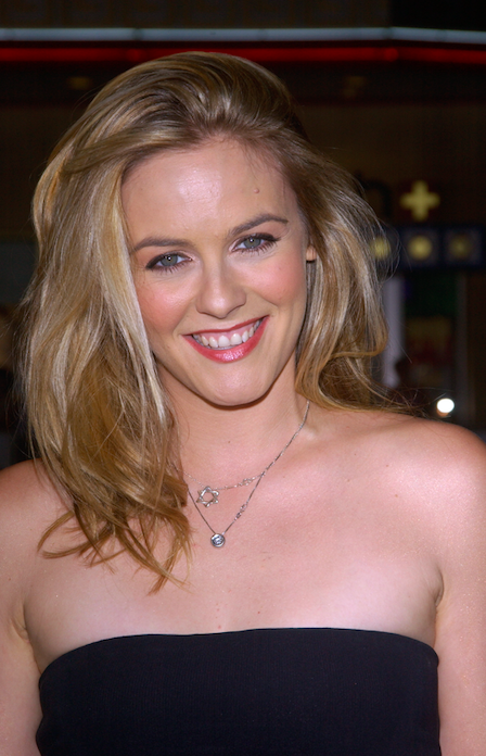 Alicia Silverstone's son is named after this animal?
