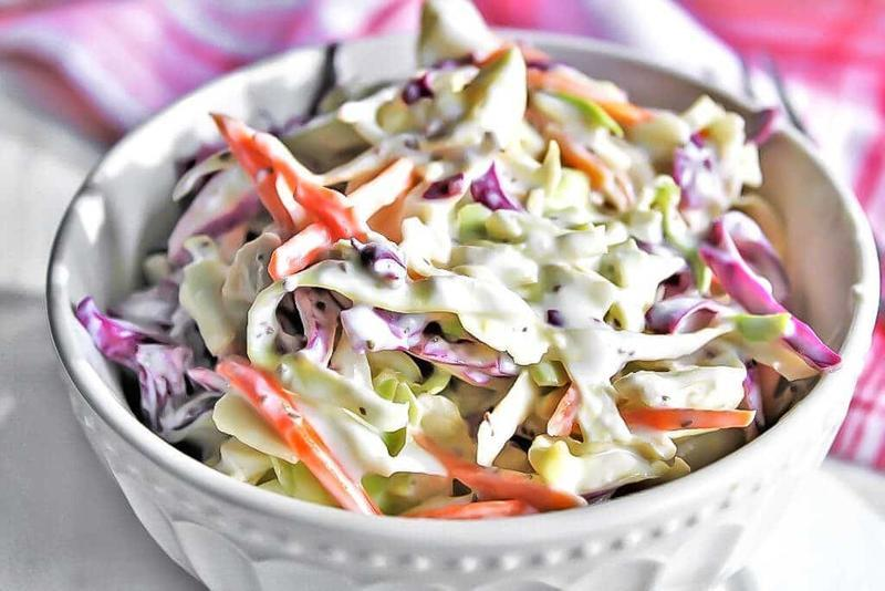 Do You Ever Call Coleslaw Slaw?