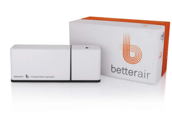 Betterair to Achieve a Cleaner, Fresher Indoor Environment