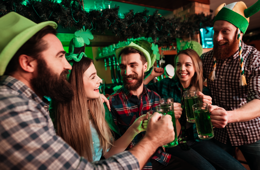 What day is St. Patrick's Day Celebrated on?