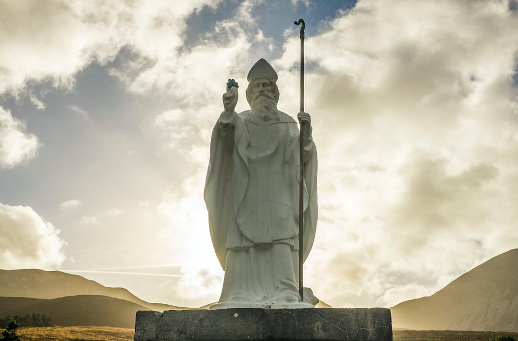 St. Patrick is a Patron Saint of where?