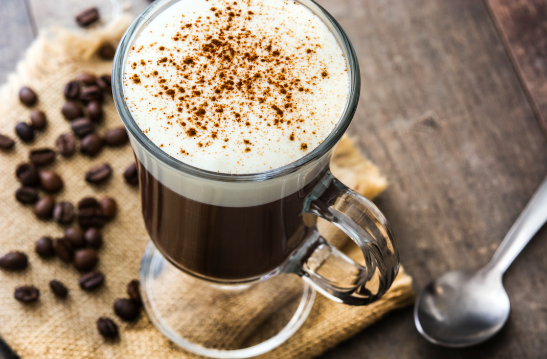 What do you put in your coffee to make it Irish?