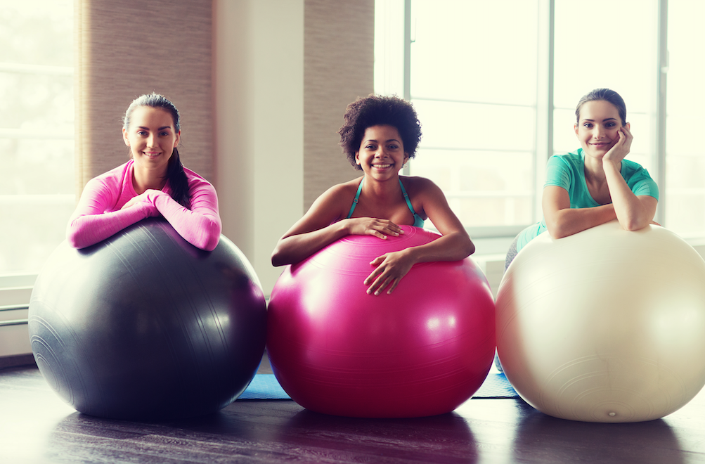 Top Rated Exercise Balls for Healthy Posture