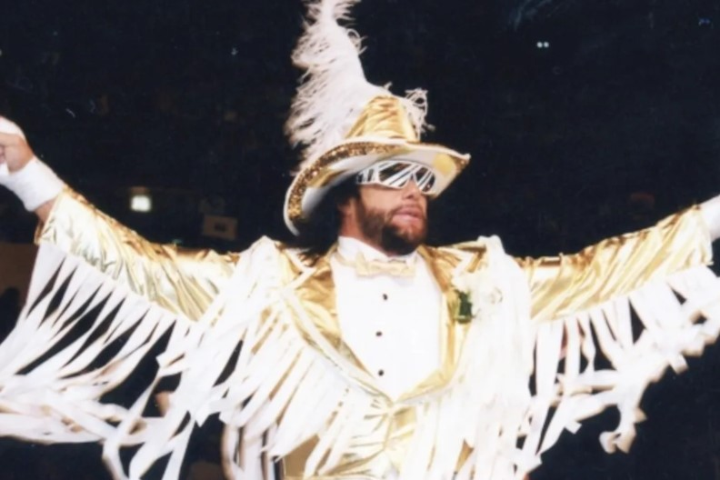 Macho Man is also known as...
