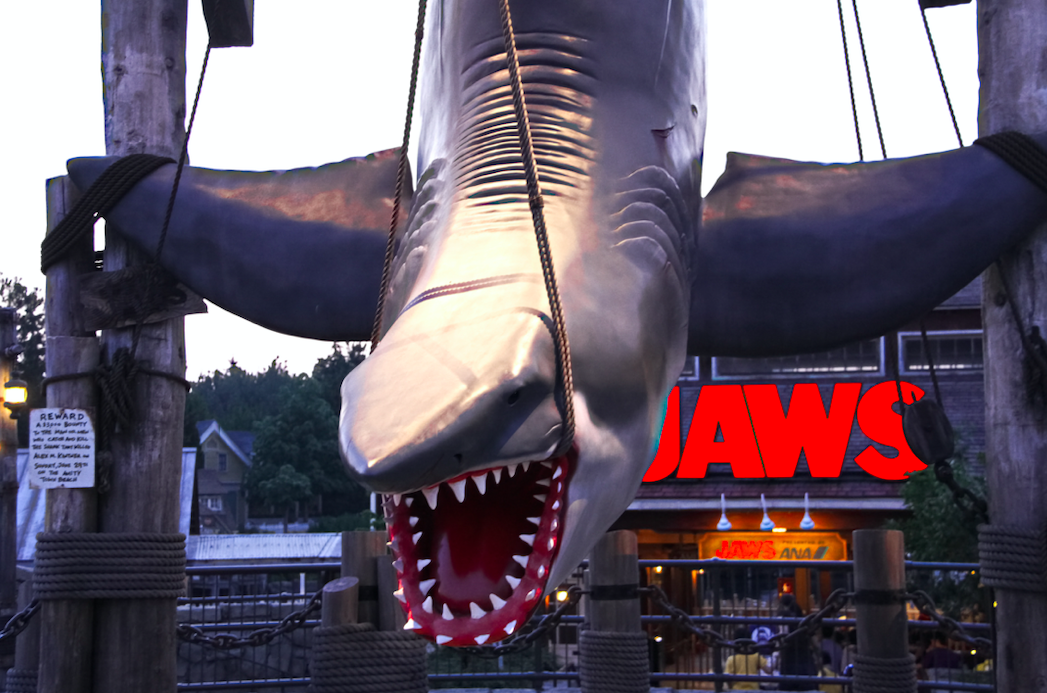 What year was the first JAWS released?
