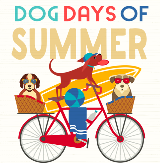 """What does the """"Dog Days"""" of summer mean?"""