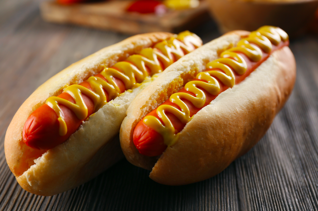 How many hotdogs do American eat over the summer?