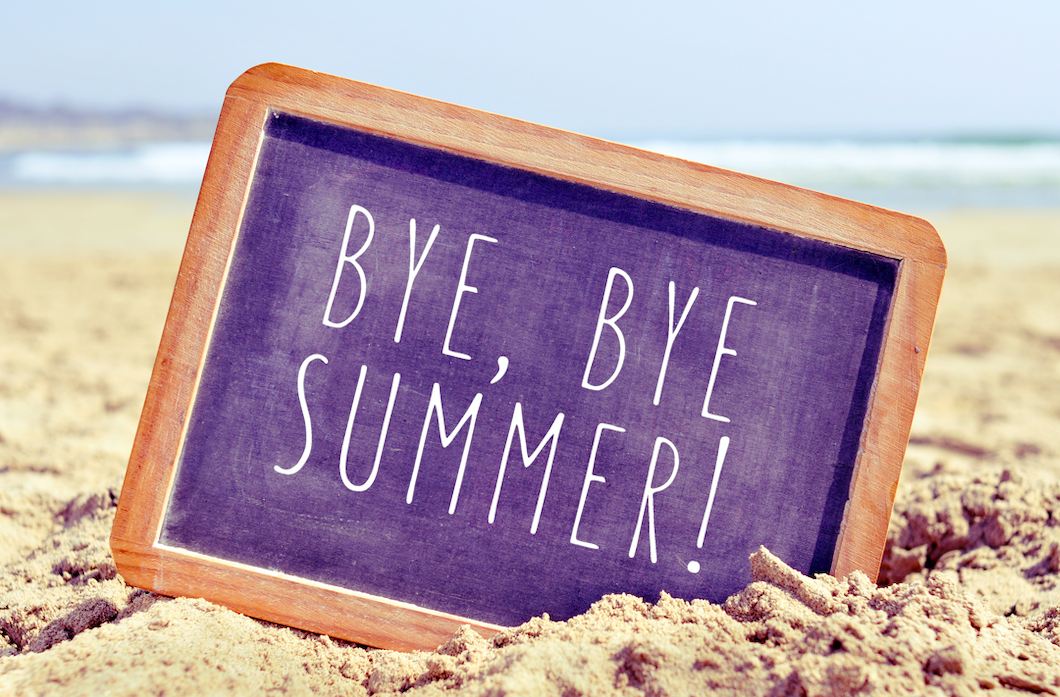 What US holiday unofficially implies the end of summer?