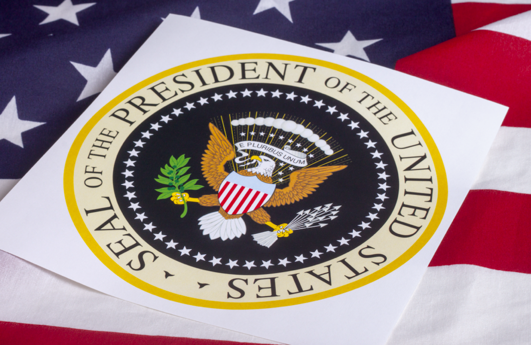 Which US president hosted the first barbecue at the White House?