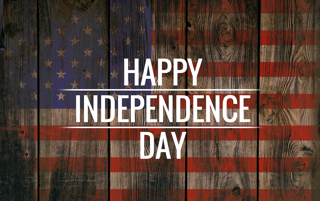 When is America's Independence day?