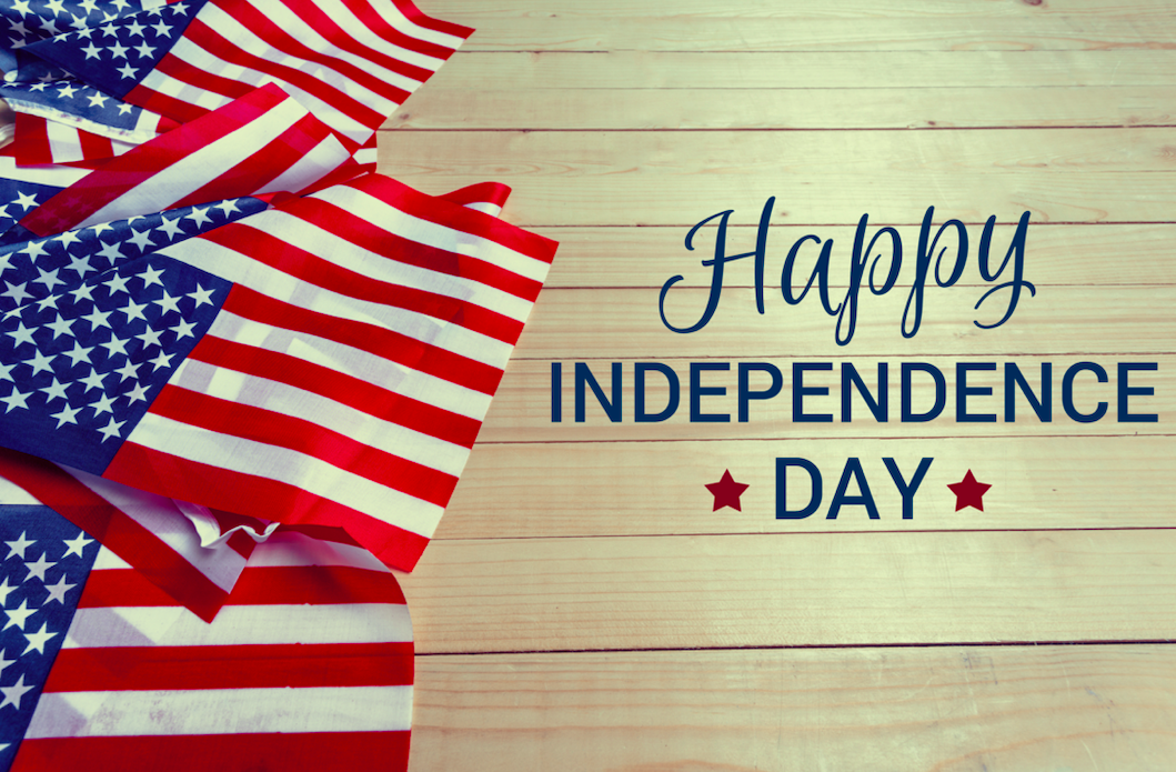 What year did America get its Independence?