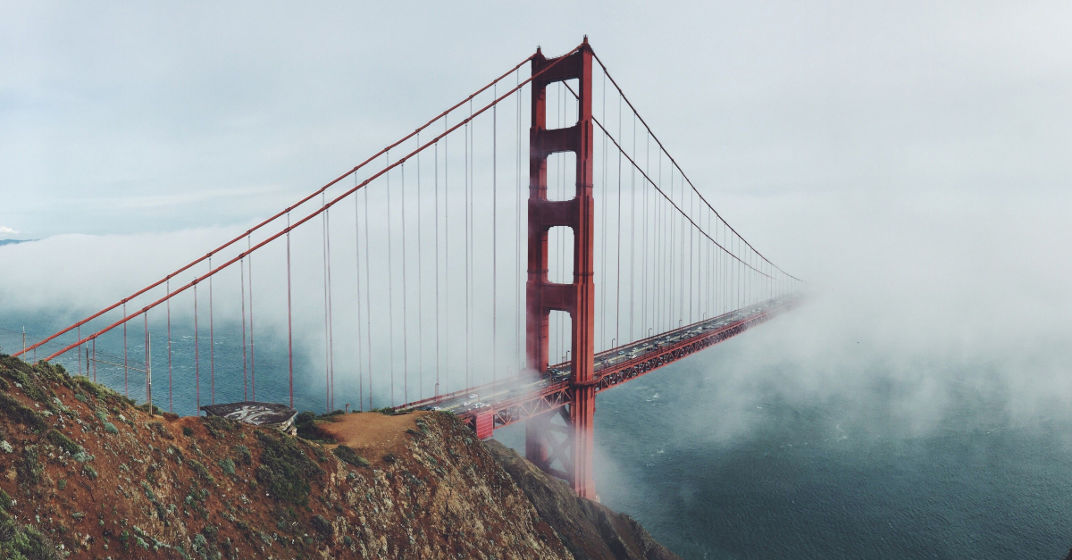 Repairs On Golden Gate Bridge Lead To Discovery