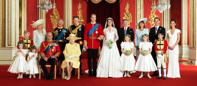 33. What year was the Royal Wedding Act signed?