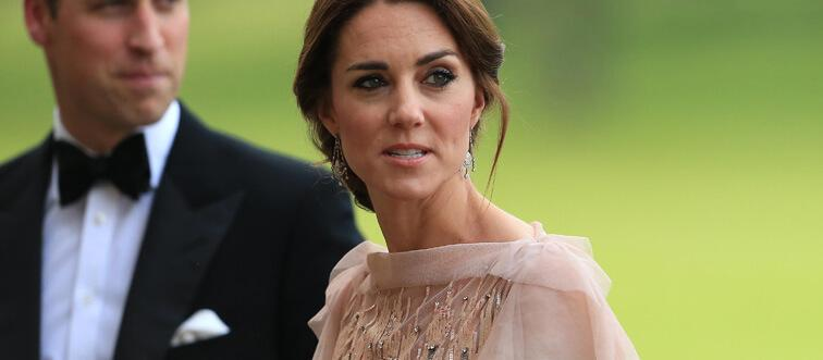 36. Can a royal expecting mother complain about discomfort?