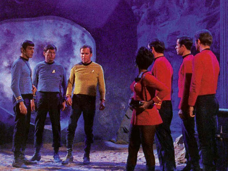 Things Fans Fail To Notice About Star Trek