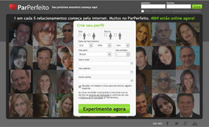 Meetic screen