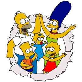 Funniest TV Shows: The Simpsons